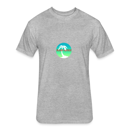 LIMITED EDITION MERCH 3 DAY - Fitted Cotton/Poly T-Shirt by Next Level