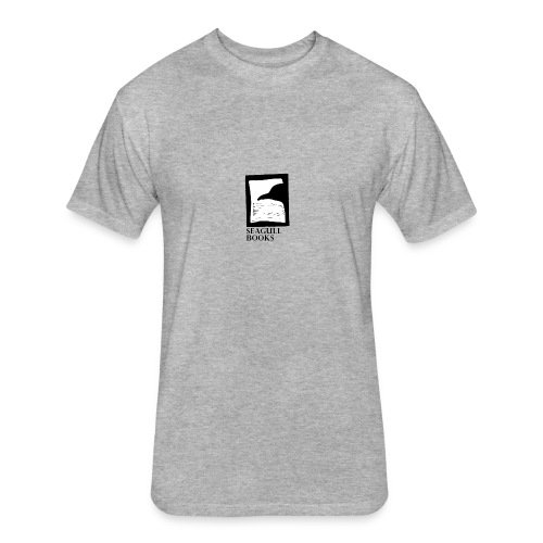 Gull - Fitted Cotton/Poly T-Shirt by Next Level