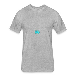 Eco-Friendly T-Shirt - Fitted Cotton/Poly T-Shirt by Next Level