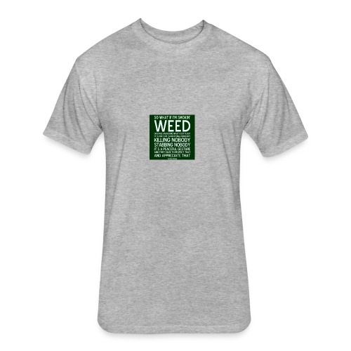 IMG 20181010 103114 415 - Fitted Cotton/Poly T-Shirt by Next Level
