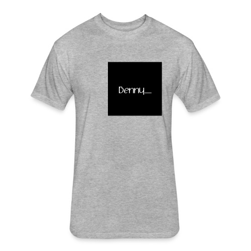 Ben Merch 1 - Fitted Cotton/Poly T-Shirt by Next Level