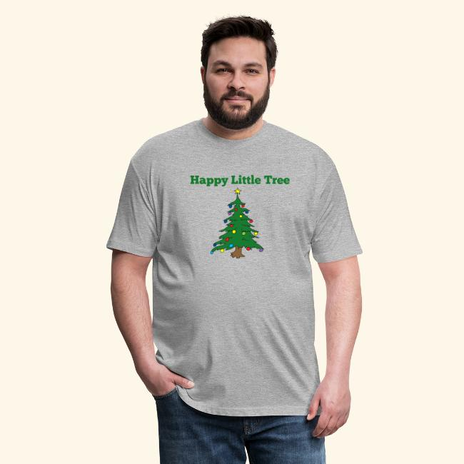 Christmas Tree HAPPY TREE TEE