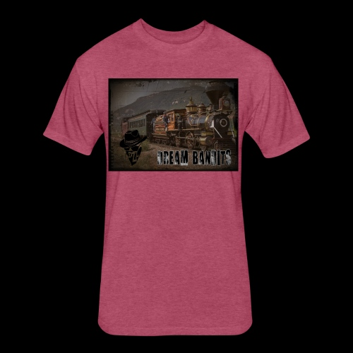 Dream Bandits Vintage SE - Fitted Cotton/Poly T-Shirt by Next Level