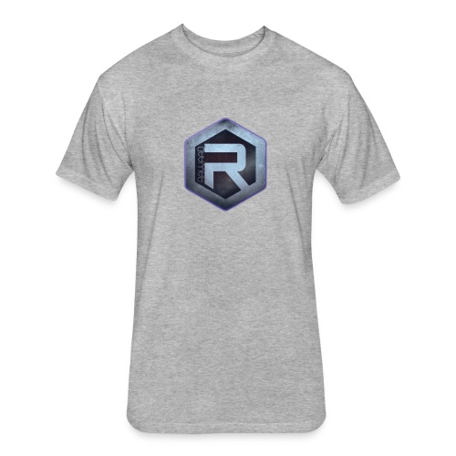 RayArmy - Fitted Cotton/Poly T-Shirt by Next Level