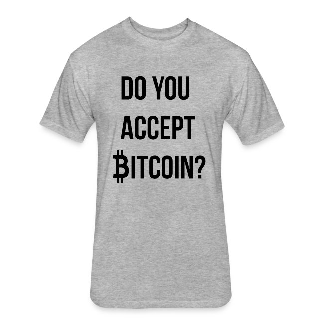 Do You Accept Bitcoin