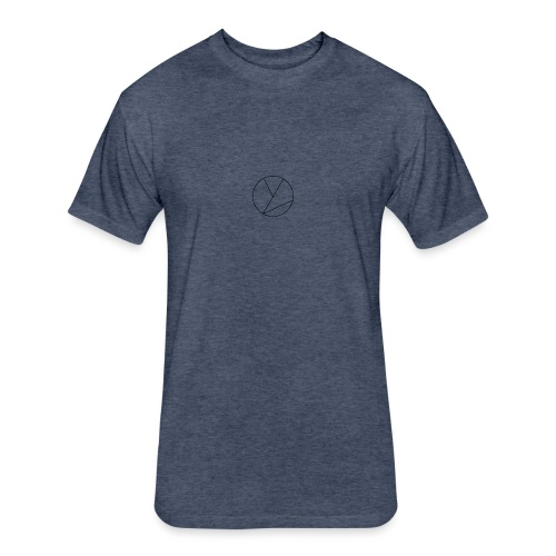 Young Legacy - Fitted Cotton/Poly T-Shirt by Next Level