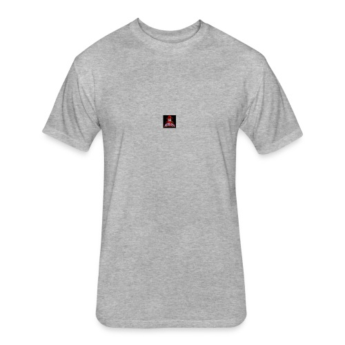 AGR129 T-SHIRT - Fitted Cotton/Poly T-Shirt by Next Level