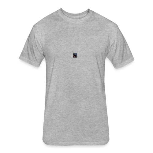 TheMiniGamer Shop - Fitted Cotton/Poly T-Shirt by Next Level