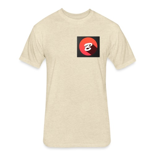 BENTOTHEEND PRODUCTS - Fitted Cotton/Poly T-Shirt by Next Level