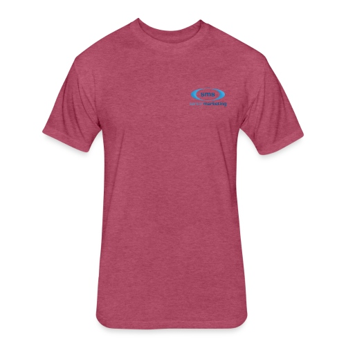 Senior Marketing Specialists - Fitted Cotton/Poly T-Shirt by Next Level