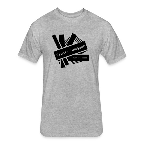 Frosty Swagger Pty Ltd - Fitted Cotton/Poly T-Shirt by Next Level