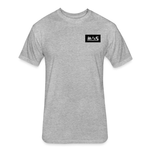 JJS - Fitted Cotton/Poly T-Shirt by Next Level