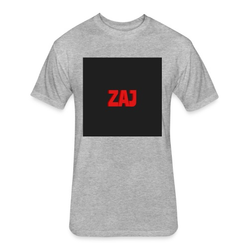 ZaJ movies - Fitted Cotton/Poly T-Shirt by Next Level