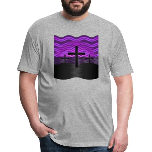Good Friday (Easter) - Fitted Cotton/Poly T-Shirt by Next Level
