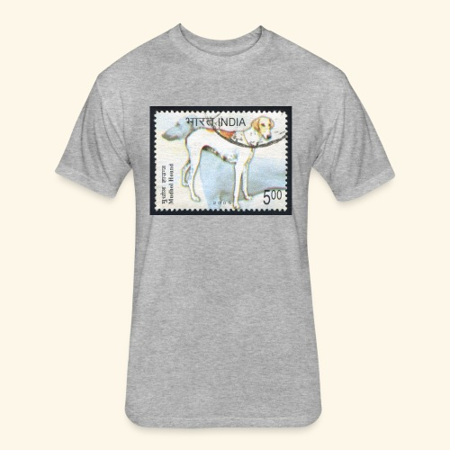 India - Mudhol Hound - Fitted Cotton/Poly T-Shirt by Next Level