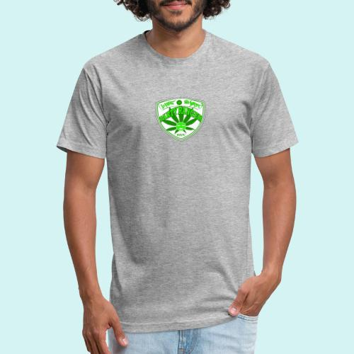 Party Ranger - Fitted Cotton/Poly T-Shirt by Next Level