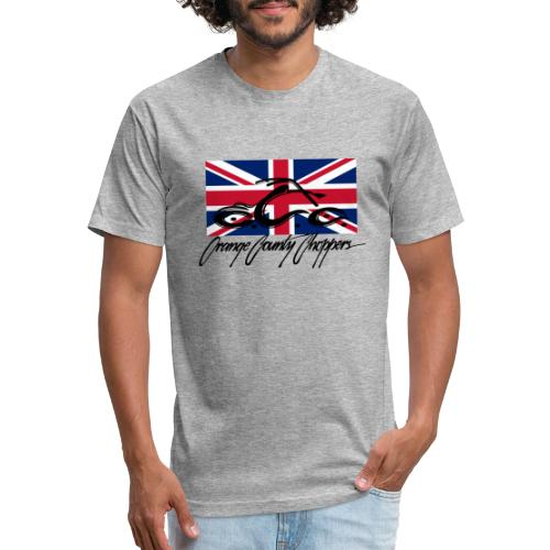 OCC UK - Fitted Cotton/Poly T-Shirt by Next Level