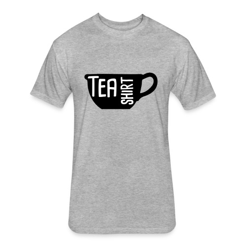 Tea Shirt Black Magic - Fitted Cotton/Poly T-Shirt by Next Level