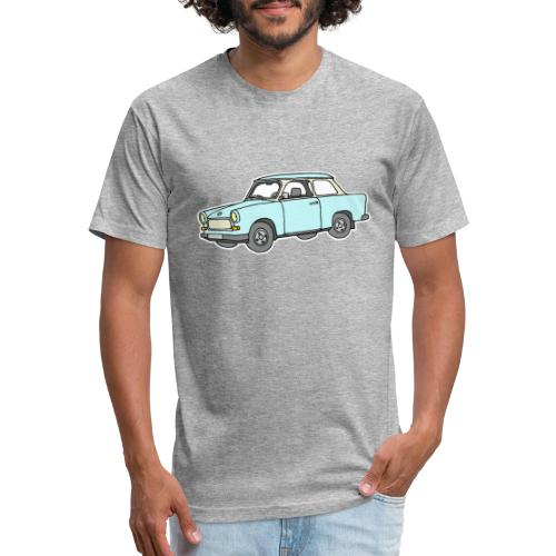 Trabant (lightblue) - Fitted Cotton/Poly T-Shirt by Next Level