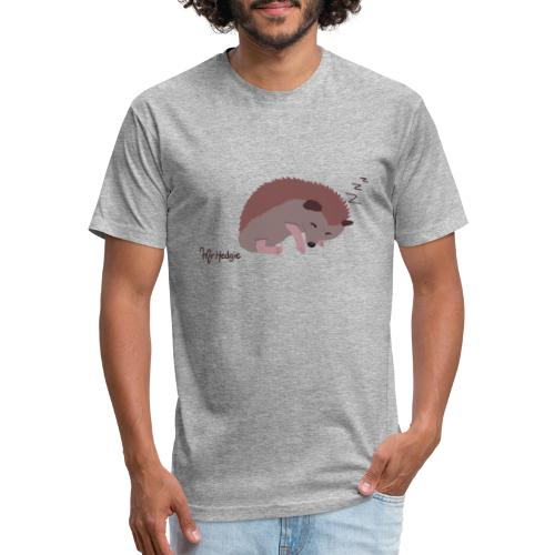 Sweet dreams - colors - Fitted Cotton/Poly T-Shirt by Next Level