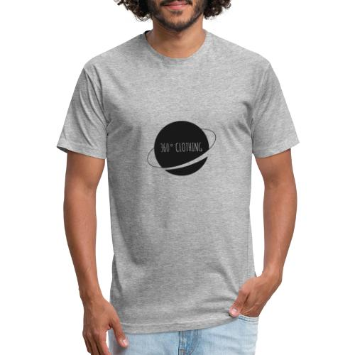 360° Clothing - Fitted Cotton/Poly T-Shirt by Next Level