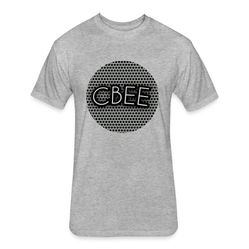 Cbee Store - Fitted Cotton/Poly T-Shirt by Next Level