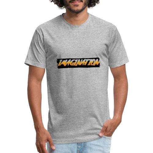 Imagination Merch - Fitted Cotton/Poly T-Shirt by Next Level