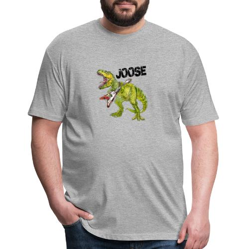 JOOSE T-Rex - Fitted Cotton/Poly T-Shirt by Next Level