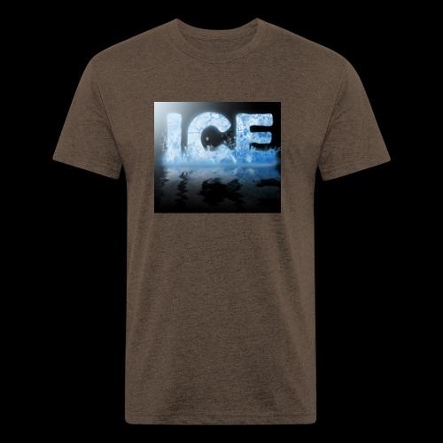 CDB5567F 826B 4633 8165 5E5B6AD5A6B2 - Fitted Cotton/Poly T-Shirt by Next Level