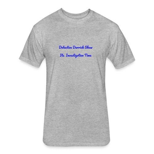 DDS - Fitted Cotton/Poly T-Shirt by Next Level