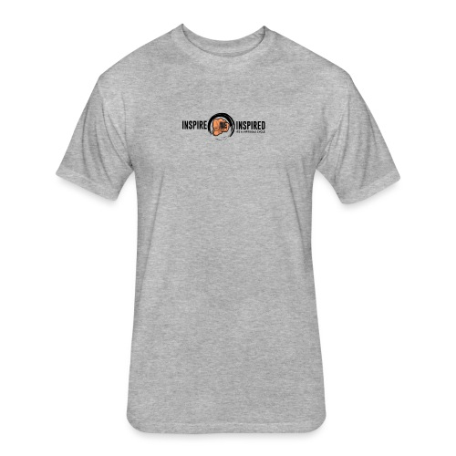 Inspire Be Inspired - Fitted Cotton/Poly T-Shirt by Next Level