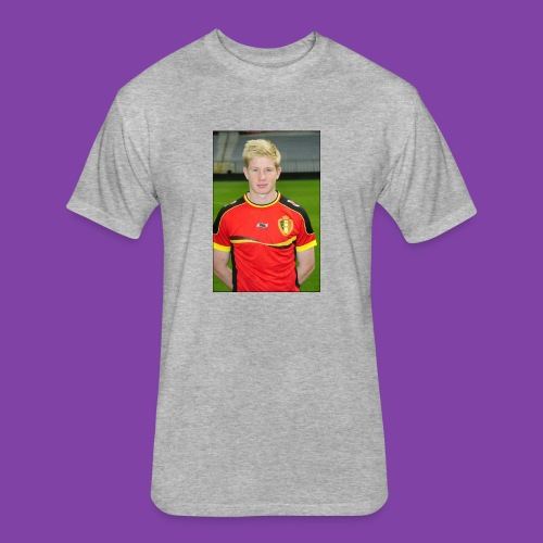 738e0d3ff1cb7c52dd7ce39d8d1b8d72_without_ozil - Fitted Cotton/Poly T-Shirt by Next Level