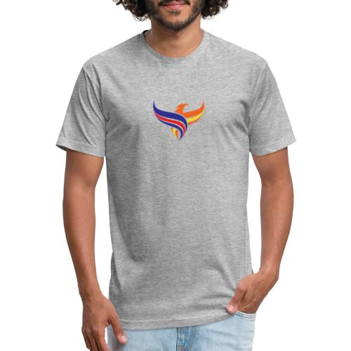 ASFA Phoenix - Fitted Cotton/Poly T-Shirt by Next Level