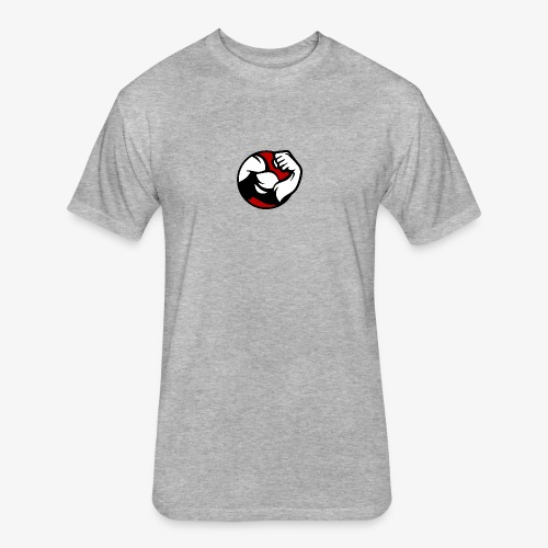 Full Colour Performance - Fitted Cotton/Poly T-Shirt by Next Level