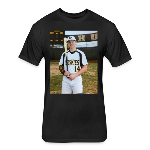 Kyle Kroeker Future All Star Tee - Fitted Cotton/Poly T-Shirt by Next Level