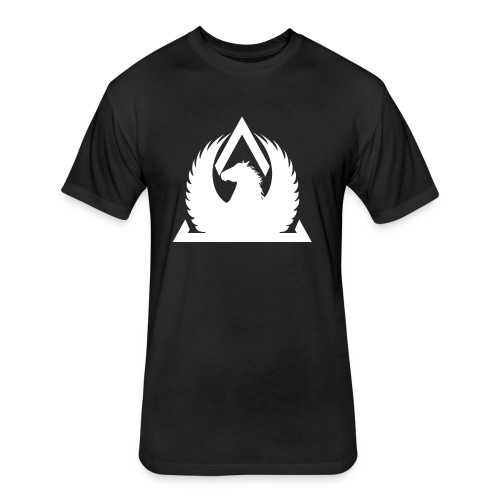 Warhorze - Fitted Cotton/Poly T-Shirt by Next Level