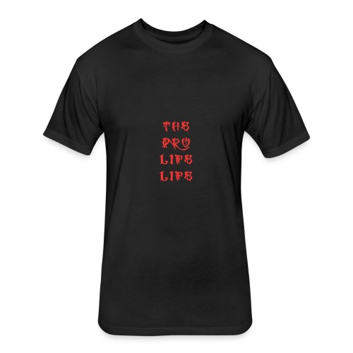 The pro life life - Fitted Cotton/Poly T-Shirt by Next Level