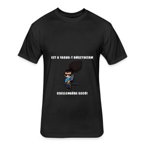 YASUOT CSELLENGŐBE BÚSZTOLÓS Póló - Fitted Cotton/Poly T-Shirt by Next Level