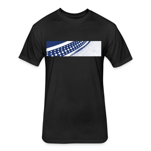 Technics2 - Fitted Cotton/Poly T-Shirt by Next Level