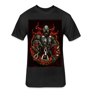 Spawn - Fitted Cotton/Poly T-Shirt by Next Level