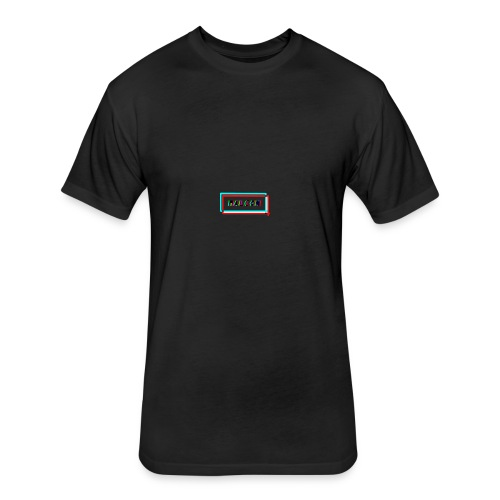Malcon - Fitted Cotton/Poly T-Shirt by Next Level