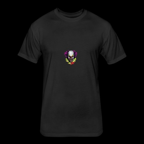 CK - Fitted Cotton/Poly T-Shirt by Next Level