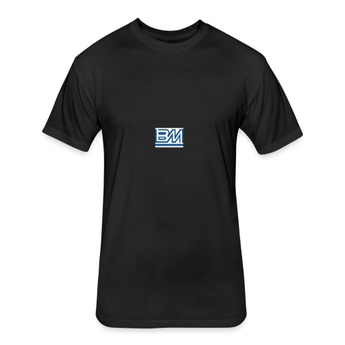 Ben Myette - Fitted Cotton/Poly T-Shirt by Next Level