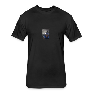 BEEZEE - Fitted Cotton/Poly T-Shirt by Next Level