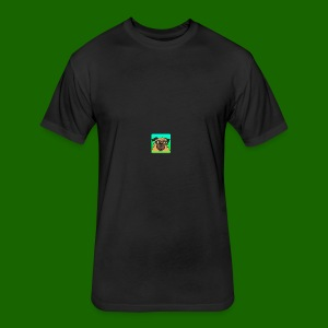 TheBratPug TEAM PLAYER - Fitted Cotton/Poly T-Shirt by Next Level