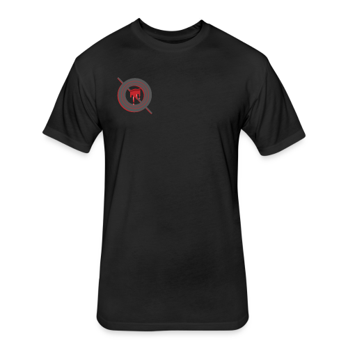 sp00py Nonsense - Fitted Cotton/Poly T-Shirt by Next Level