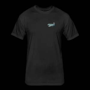 Scorpion legacy - Fitted Cotton/Poly T-Shirt by Next Level