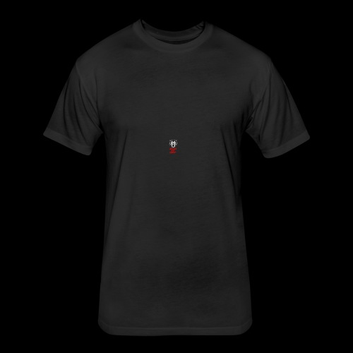 Test - Fitted Cotton/Poly T-Shirt by Next Level