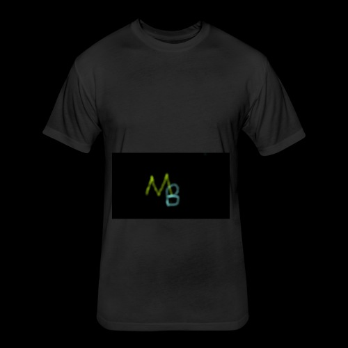 WIN 20180816 13 00 14 Pro - Fitted Cotton/Poly T-Shirt by Next Level