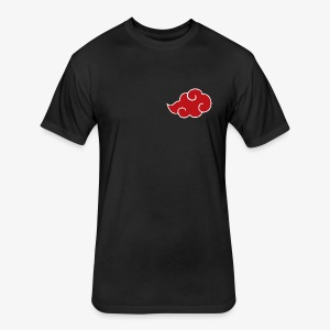 Akatsuki Tee - Fitted Cotton/Poly T-Shirt by Next Level